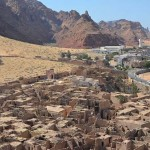 Old city Al Ula Saudi Arabia