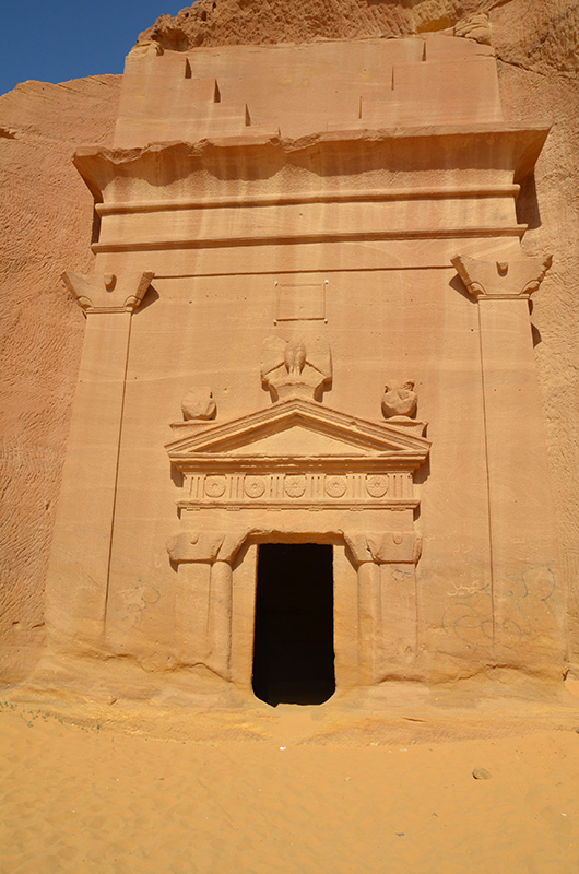 Mada'in Saleh Tombs