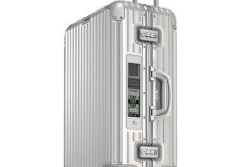 koffer elektronische label rimowa