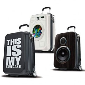 koffer herkenbaar maken